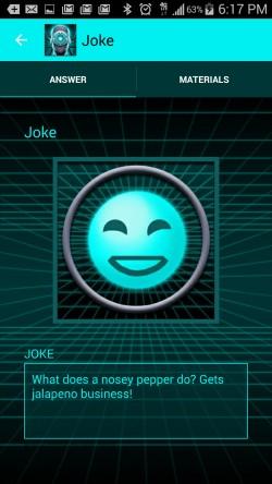 DataBot Personal Assistant - Jokes