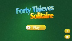 Forty Thieves Solitaire (1)