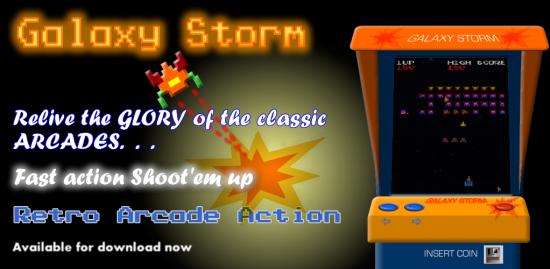 Galaxy Storm: Galaxia Invader
