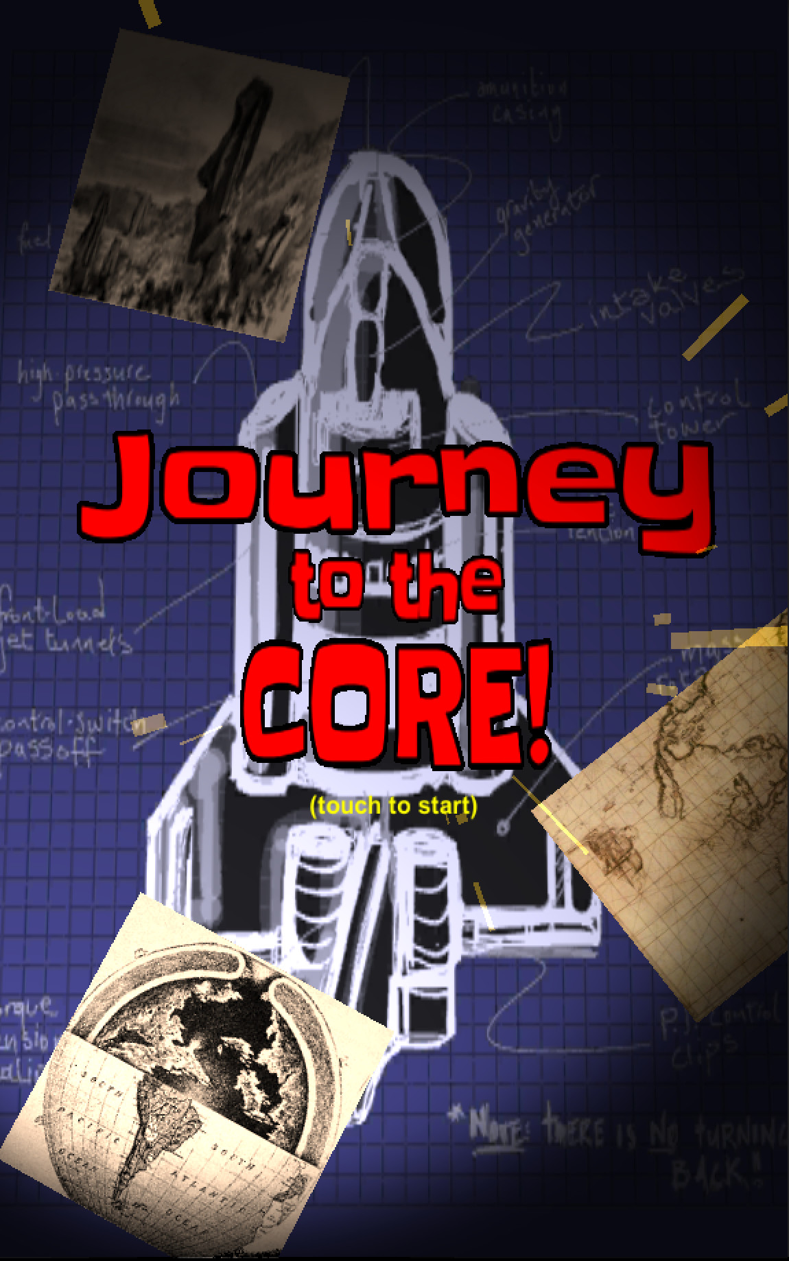 Journey to the Core (4)