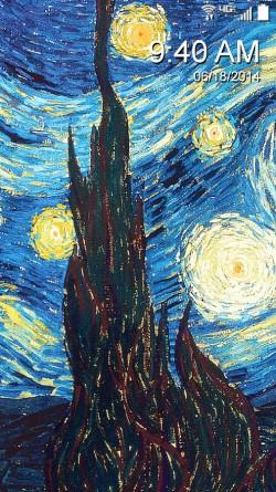 Muse Art Lock Screen 1