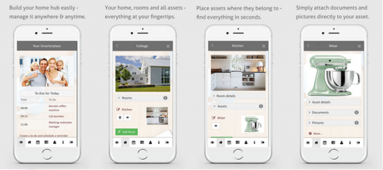 The Smarter Place – manage your home efficiently with your smartphone