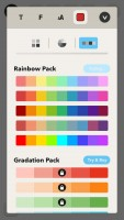 TypeDrawing - Color Packs