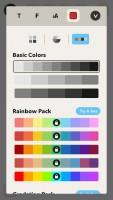 TypeDrawing - Edit Colors