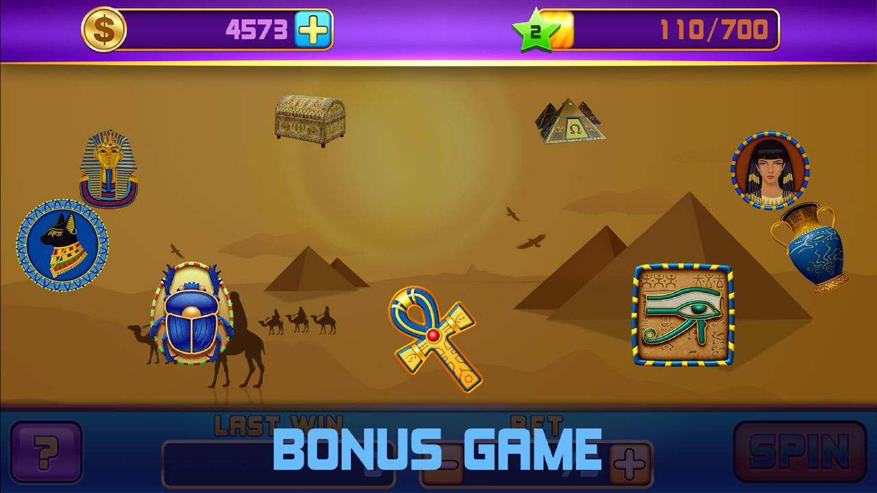 slots games bonus