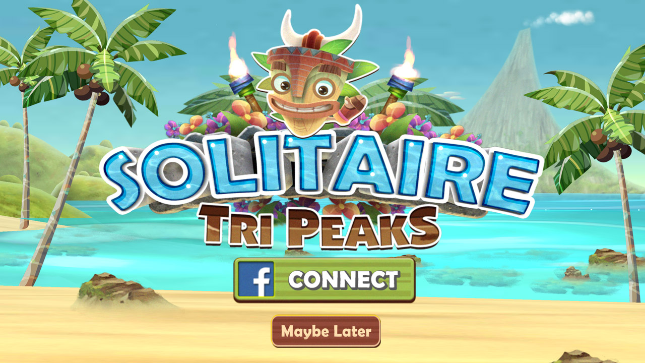 tri peaks solitaire free download
