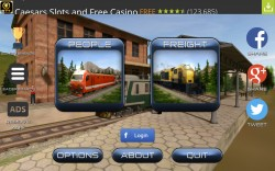 Train Sim 15 - Choose Mission
