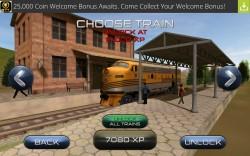 Train Sim 15 - Choose Train