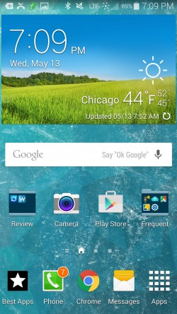 Weatherback Wallpaper - Sample Weather (2)