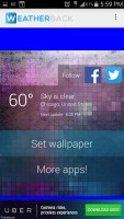 Weatherback Wallpaper - Weather 2