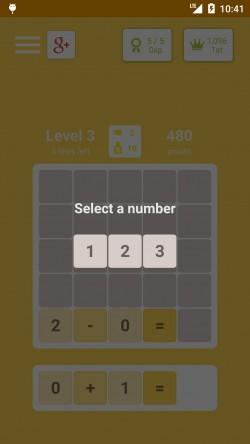 Arithmetis Number Puzzle (1)