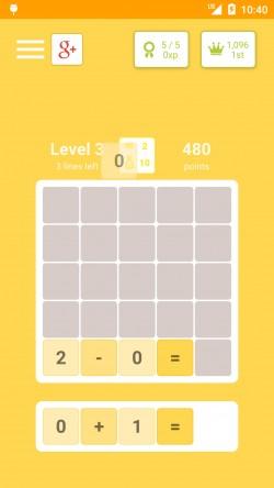Arithmetis Number Puzzle (3)