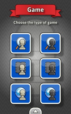Chess For Everyone - Choose Game