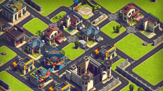 Crime Coast – become 'Crime King' & build the ultimate syndicate city