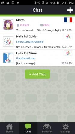 Hello Pal - Chats