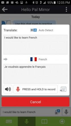 Hello Pal - Translation