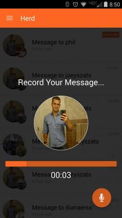 Herd Voice Messaging 2