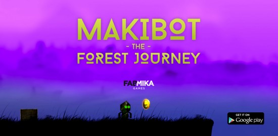 Makibot – The Forest Journey