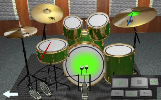 Master Drum Beats – learn new drum beats