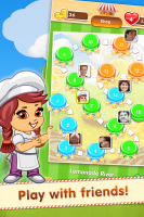 Bubble Shooter Chef 1