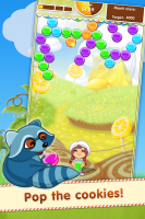 Bubble Shooter Chef 4