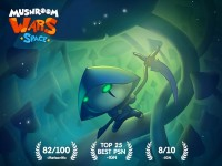 Mushroom Wars Space 2