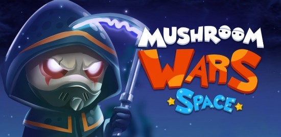 (New Game) Mushroom Wars: Space! Top PlayStation game now available for Android