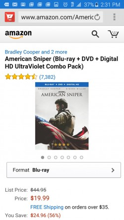 Prizap - Amazon Listing