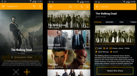 ScreenBinge – discover entertainment based on your tastes