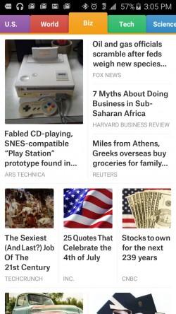 SmartNews - Business News