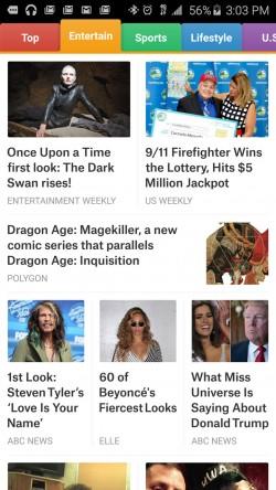 SmartNews - Entertainment News