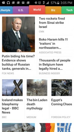 SmartNews - World News