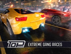 Top Speed Drag and Fast Racing 4