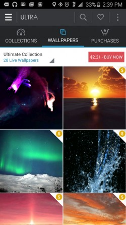 Ultra HD Video Live Wallpapers - Purchase Wallpaper