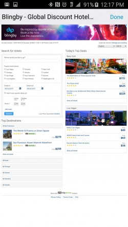 Blingby - Book Hotels