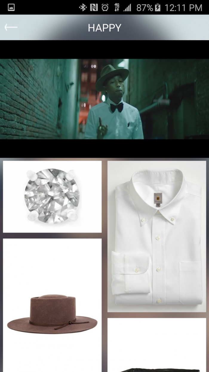 Blingby – styles inspired by music videos