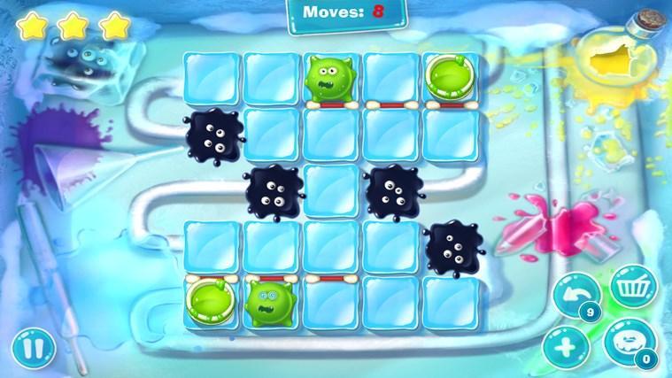 Drop Hunt – challenging brain puzzle game