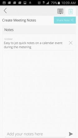 Esna Agenda - Notes