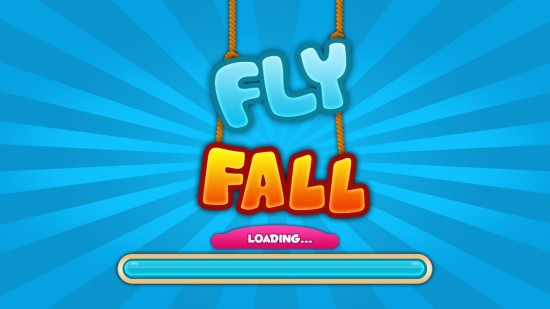 Fly Fall: Slice Frenzy