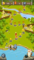 GALLIA Rise of Clans - Stages