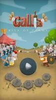 GALLIA Rise of Clans - Start Screen
