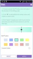 Irlen Colored Overlays (3)