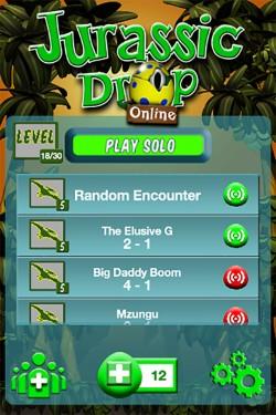 Jurassic Drop Bubble Shooter (3)
