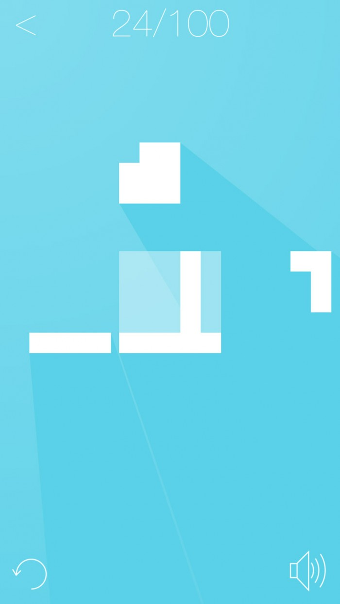 SHAPES Puzzle – casual yet progressively tricky puzzler