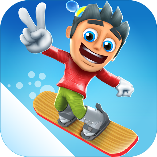 Ski Safari 2 – what does zany animals, avalanches, high snowboarding & stunts make?