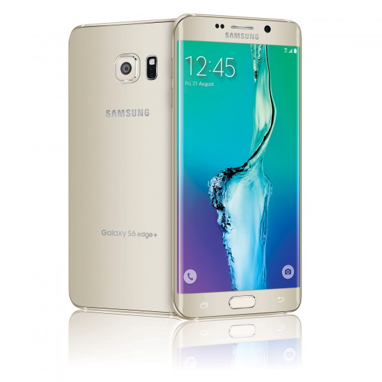 Samsung Galaxy S6 Edge+ Bigger, slimmer, thinner