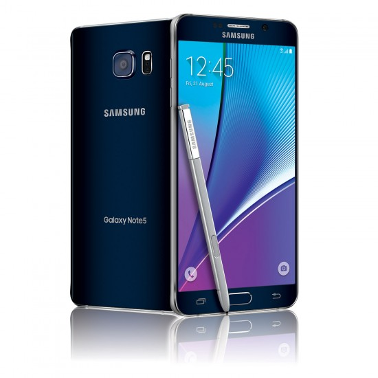 Samsung Galaxy Note S5 unveiled