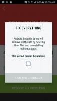 Security Suite Free Antivirus - Fix Recommendations