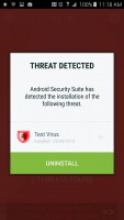 Security Suite Free Antivirus - Threat Removal