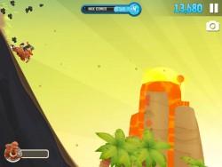 Ski Safari 2 - Gameplay